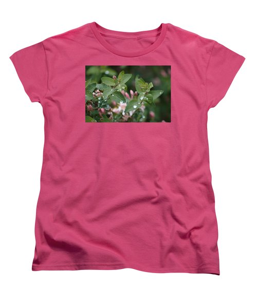 Spring Showers 5 Women's T-Shirt (Standard Cut) by Antonio Romero