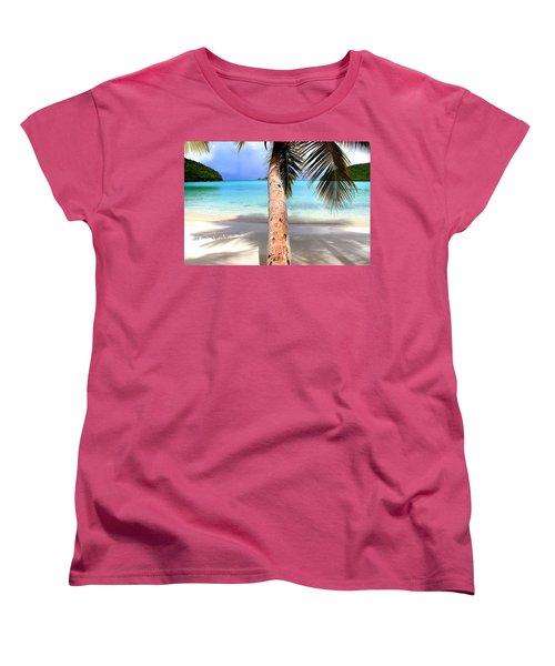 St John Usvi Women's T-Shirt (Standard Cut) by Fiona Kennard