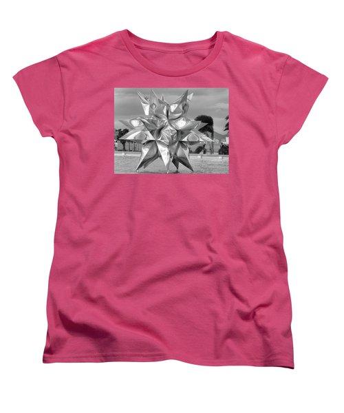 Star Women's T-Shirt (Standard Cut) by Beto Machado
