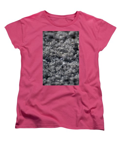 Star Crystal Women's T-Shirt (Standard Cut) by Jason Coward