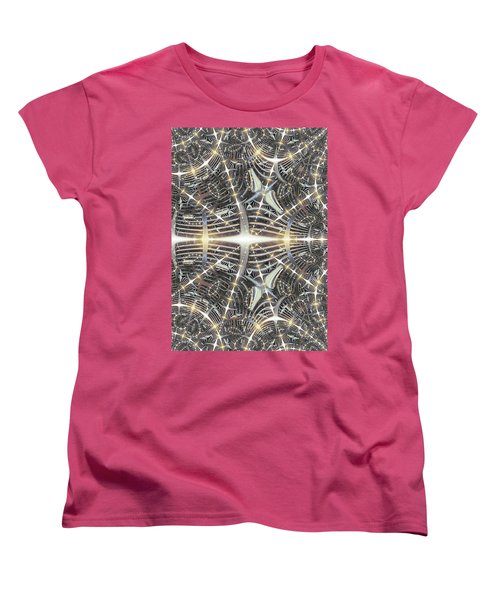 Star Grille Women's T-Shirt (Standard Cut) by Ron Bissett