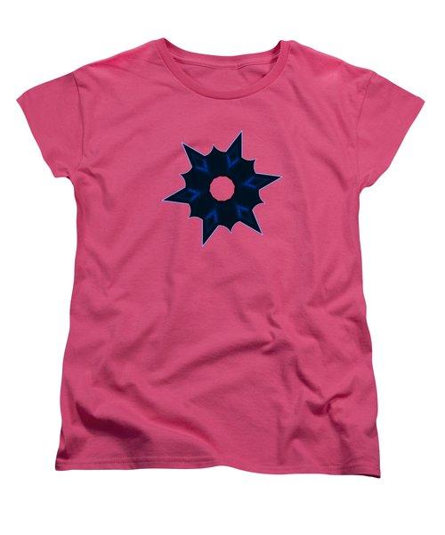 Star Record No. 3 Women's T-Shirt (Standard Cut) by Stephanie Brock
