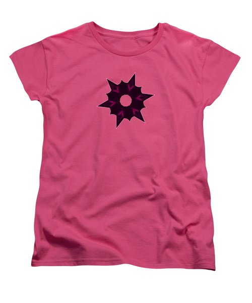 Star Record No. 7 Women's T-Shirt (Standard Cut) by Stephanie Brock