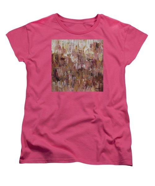Static Women's T-Shirt (Standard Cut) by Roberta Rotunda