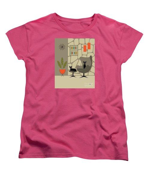 Stone Wall Women's T-Shirt (Standard Cut)