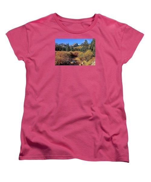 Storm Pass Trail Women's T-Shirt (Standard Cut)