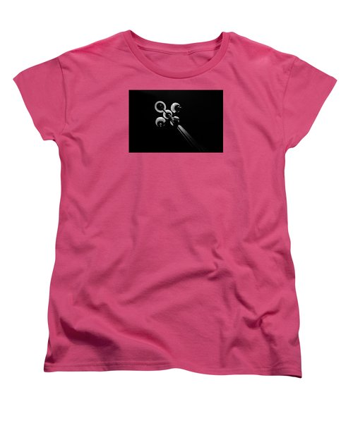 Street Light Women's T-Shirt (Standard Cut) by Kevin Cable