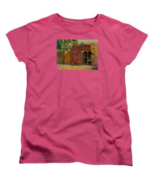 Summer Day In Santa Fe Women's T-Shirt (Standard Cut)