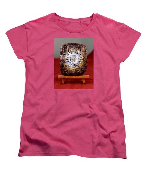 Sunrise Women's T-Shirt (Standard Cut) by Edgar Torres