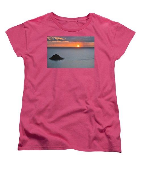 Sunrise View Women's T-Shirt (Standard Cut)