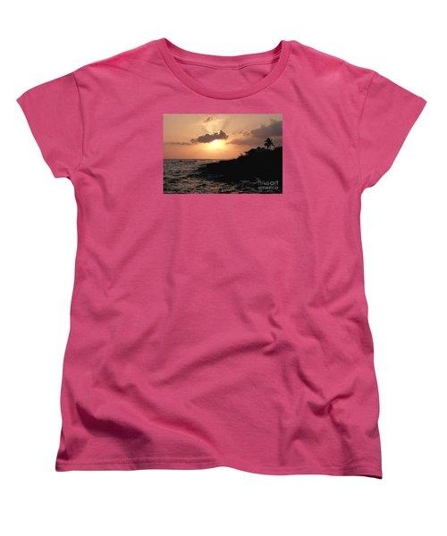Sunset @ Spotts Women's T-Shirt (Standard Cut)