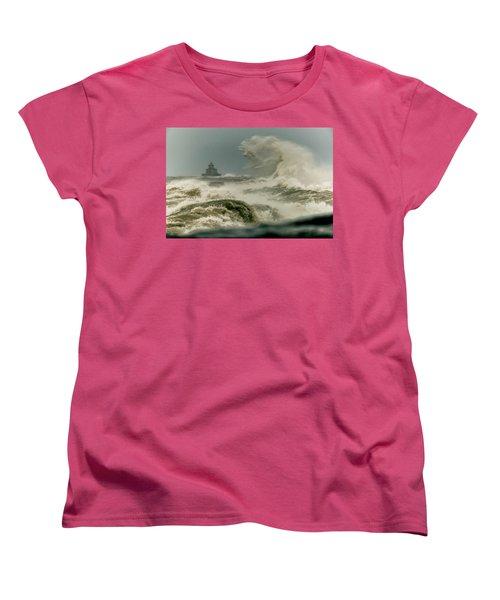 Surrender Women's T-Shirt (Standard Cut) by Everet Regal