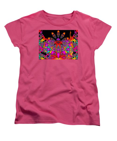 Women's T-Shirt (Standard Cut) featuring the digital art Surrender by Robert Orinski