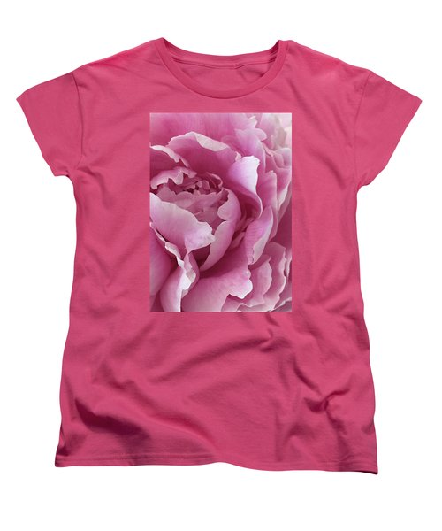 Women's T-Shirt (Standard Cut) featuring the photograph Sweet As Cotton Candy by Sherry Hallemeier