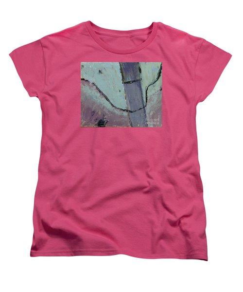 Swiss Roof Women's T-Shirt (Standard Cut) by Paul McKey