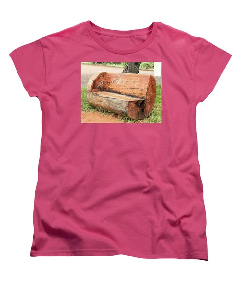 Taburete Women's T-Shirt (Standard Cut) by Beto Machado