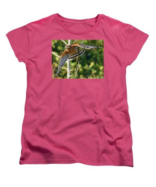 Take Off Women's T-Shirt (Standard Cut)