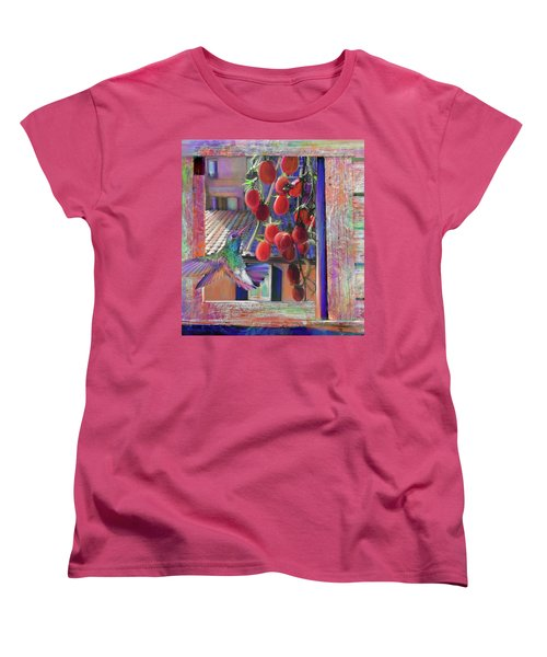 Taste Of Italy  Women's T-Shirt (Standard Cut) by Julianne Ososke
