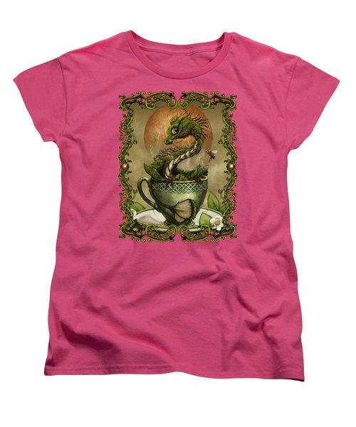 Tea Dragon T- Shirt Women's T-Shirt (Standard Cut)