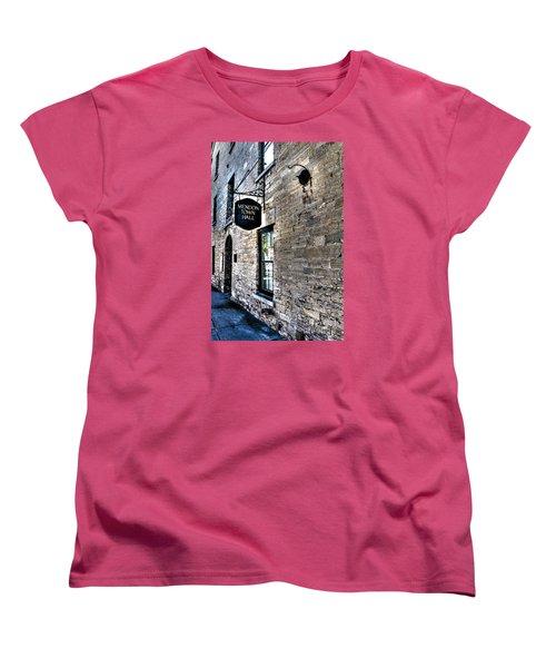 Mendon Town Hall Women's T-Shirt (Standard Cut)