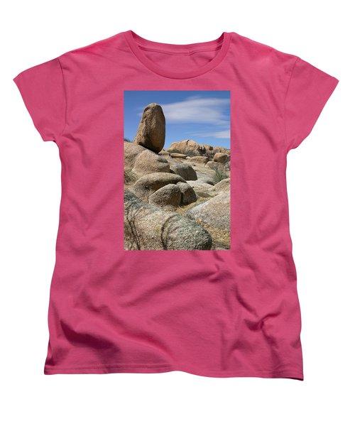 Texas Canyon Women's T-Shirt (Standard Cut) by Joe Kozlowski