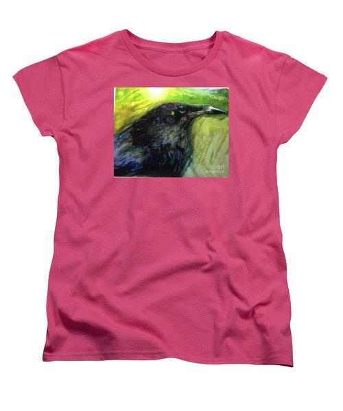 The Breath Of Winds Women's T-Shirt (Standard Cut)
