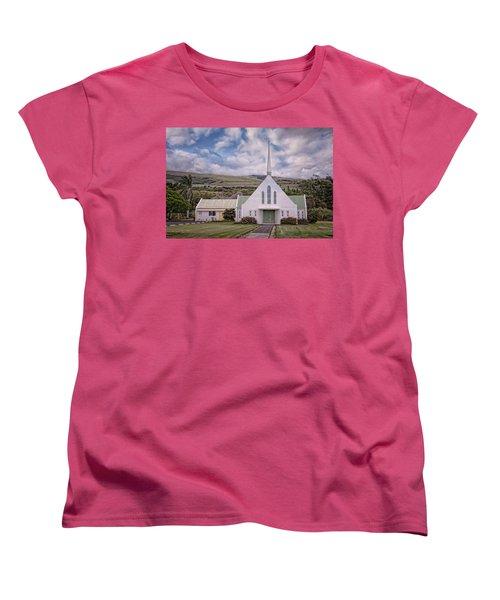 The Church Women's T-Shirt (Standard Cut) by Jim Thompson