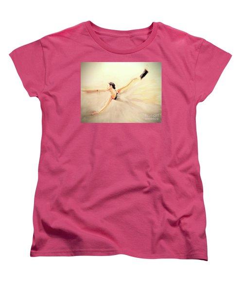 The Dance Of Life Women's T-Shirt (Standard Cut)