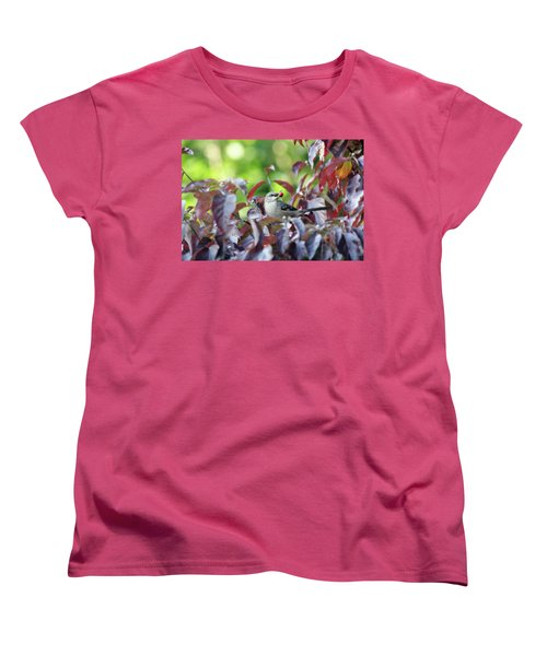 The Dogwood Diner Women's T-Shirt (Standard Cut) by Trina Ansel