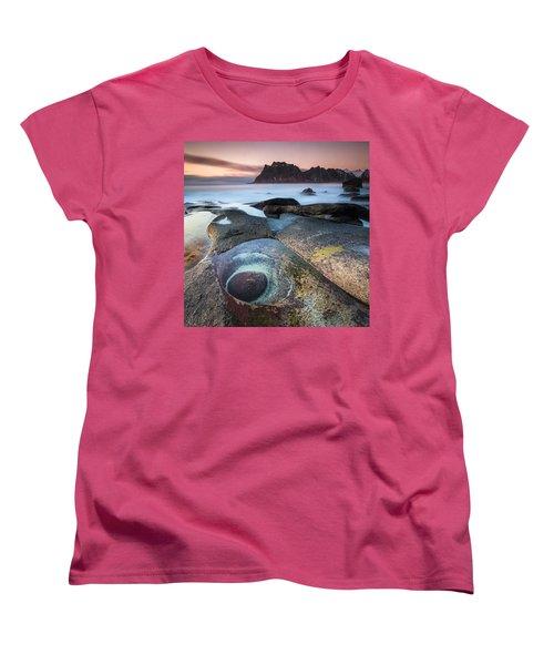 The Evil Eye Women's T-Shirt (Standard Cut)