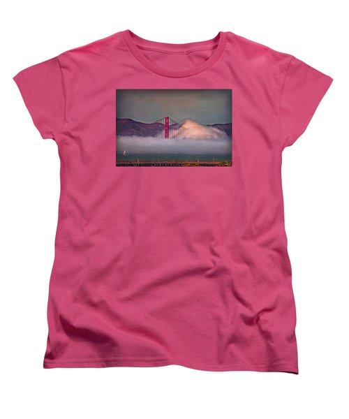 The Fog Women's T-Shirt (Standard Cut) by Hanny Heim