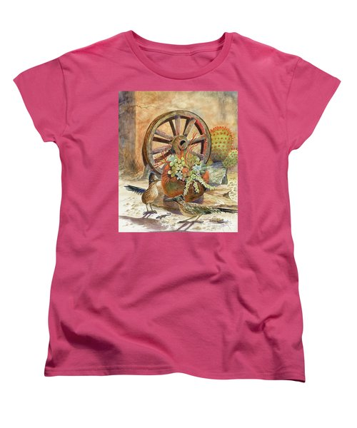 The Gift Women's T-Shirt (Standard Cut) by Marilyn Smith
