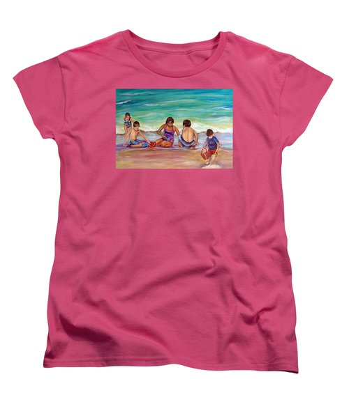 The Grands Women's T-Shirt (Standard Cut) by Patricia Piffath