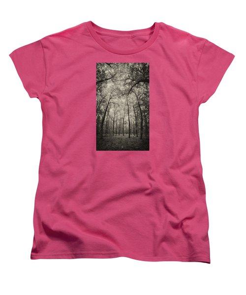 The Hands Of Nature Women's T-Shirt (Standard Cut)