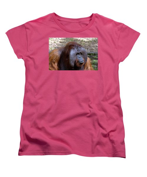 The Jungle V.i.p. Women's T-Shirt (Standard Cut) by Baggieoldboy