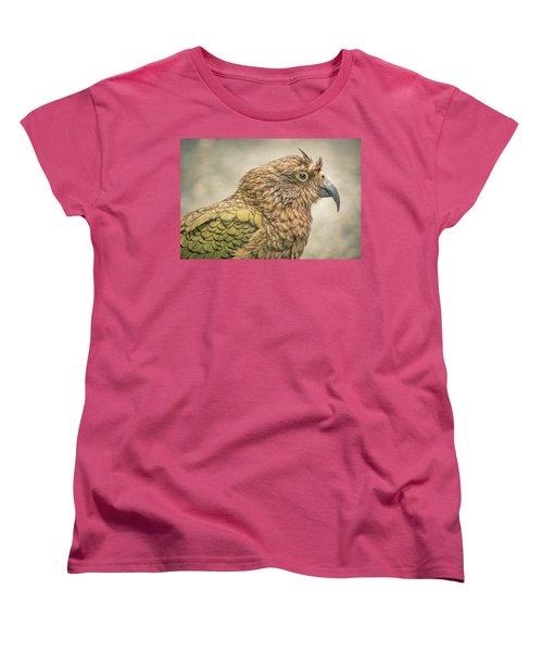 The Kea Women's T-Shirt (Standard Cut) by Racheal Christian