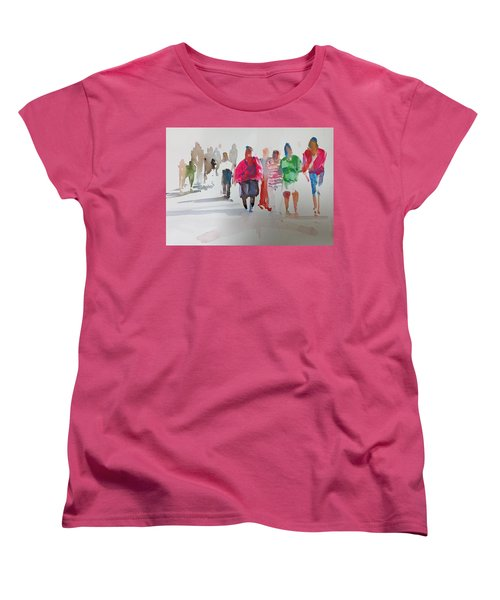 The Ladies Women's T-Shirt (Standard Cut) by P Anthony Visco