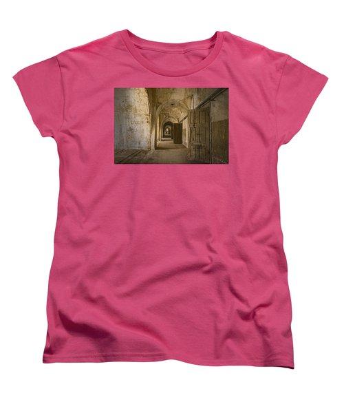 The Long Hall Women's T-Shirt (Standard Cut)