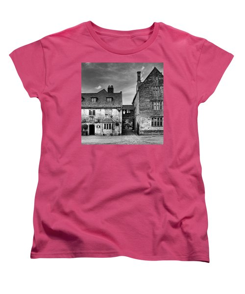 The Lygon Arms, Broadway Women's T-Shirt (Standard Cut) by John Edwards