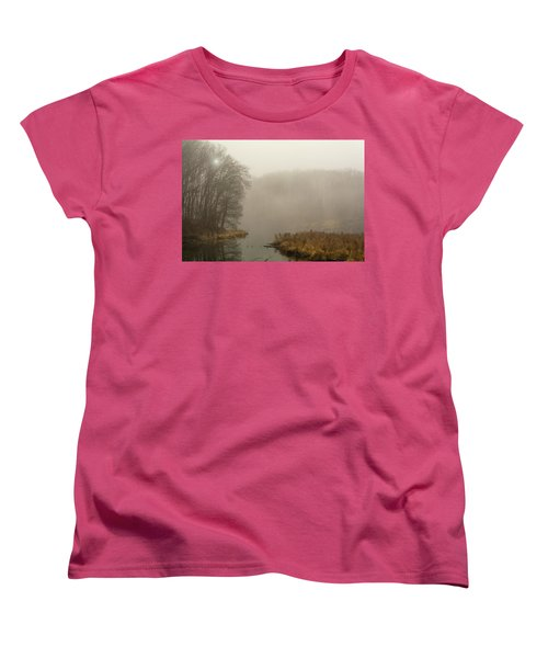 The Morning After Women's T-Shirt (Standard Cut) by Angelo Marcialis