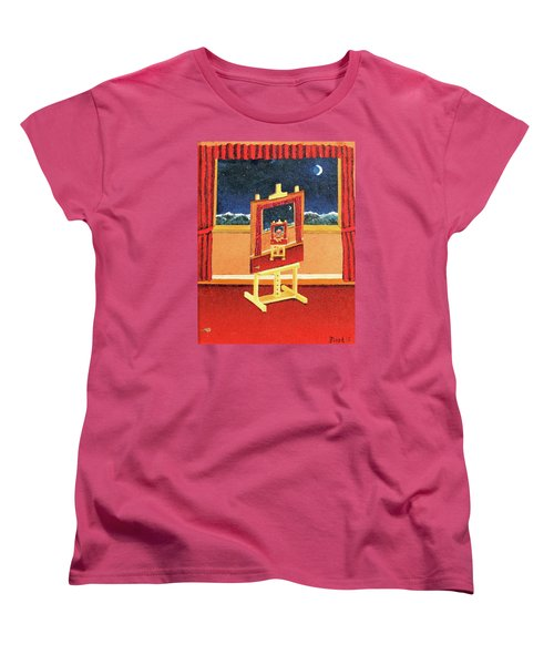 The Paintings Within Women's T-Shirt (Standard Cut)
