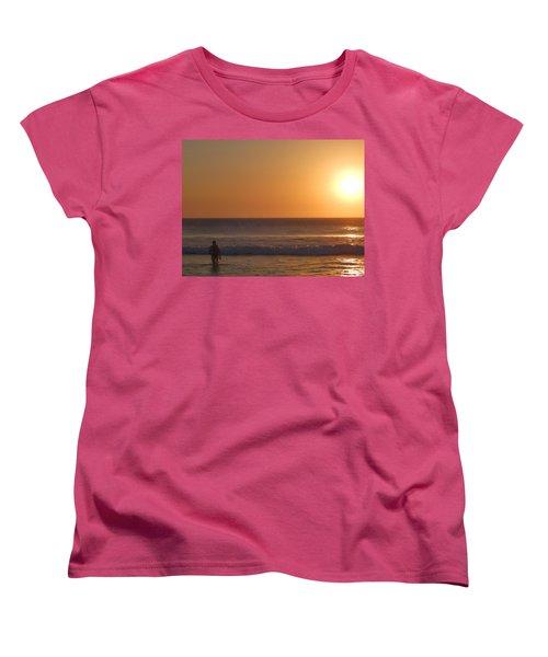 The Passenger Summer Women's T-Shirt (Standard Cut) by Beto Machado