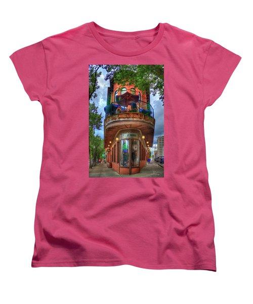The Pickle Barrel Chattanooga Tn Women's T-Shirt (Standard Cut) by Reid Callaway