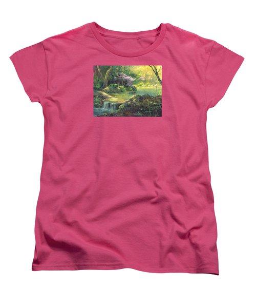 The Quiet Creek Women's T-Shirt (Standard Cut)