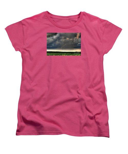 The Rope Women's T-Shirt (Standard Cut) by Thomas Danilovich