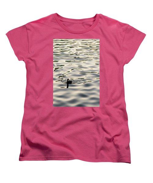 The Simple Life Women's T-Shirt (Standard Cut) by Alex Lapidus