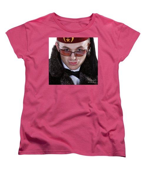 The Smarmy Russian Women's T-Shirt (Standard Cut) by Xn Tyler