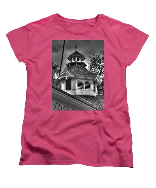 The Steeple Women's T-Shirt (Standard Cut) by Richard J Cassato