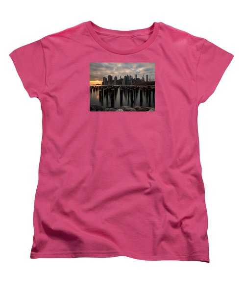 Women's T-Shirt (Standard Cut) featuring the photograph The Sticks by Anthony Fields