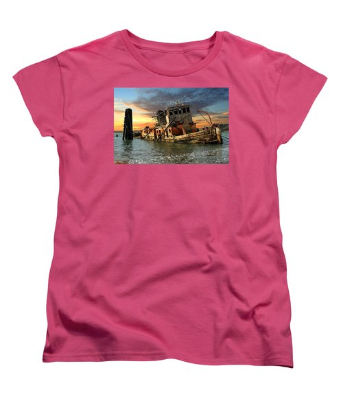 The Sunset Years Of The Mary D. Hume Women's T-Shirt (Standard Cut)